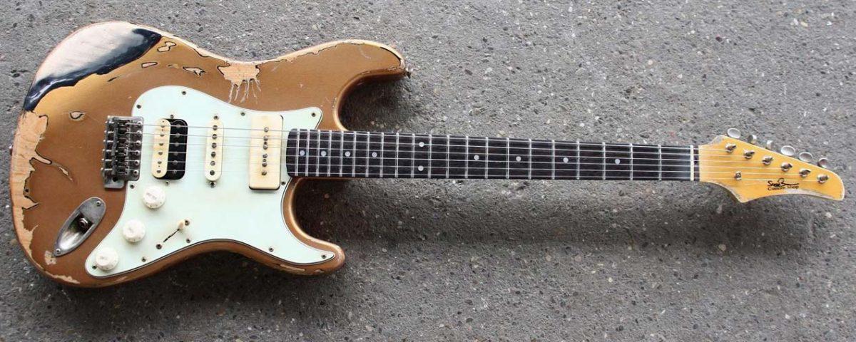 Nett Strat Style Gitarre Galerie - Die Besten Elektrischen ...
